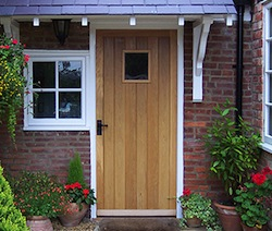 Upvc hughes bros for Wood doors and windows